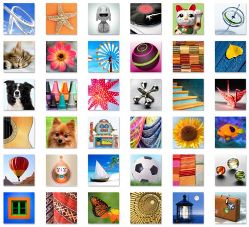 User Icons Windows 7