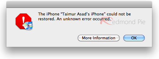 iphone could not be restored error 3194 ว ธ แก ป ญหา itunes error 3194 เม อ restore update 5660